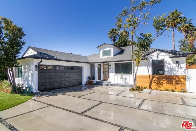 12653 Albers St, Valley Village, CA 91607 (#21-694442) :: Berkshire Hathaway HomeServices California Properties