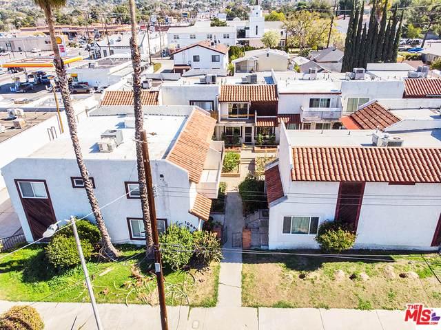 10440 Quill Ave #103, Sunland, CA 91040 (MLS #21-694598) :: Hacienda Agency Inc