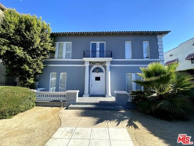 244 S Alexandria Ave, Los Angeles, CA 90004 (#21-694654) :: Berkshire Hathaway HomeServices California Properties