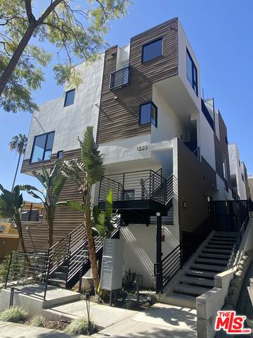 1223 N Larrabee St #3, West Hollywood, CA 90069 (#21-694728) :: The Grillo Group