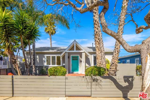 1127 Ozone Ave, Santa Monica, CA 90405 (#21-694760) :: Berkshire Hathaway HomeServices California Properties