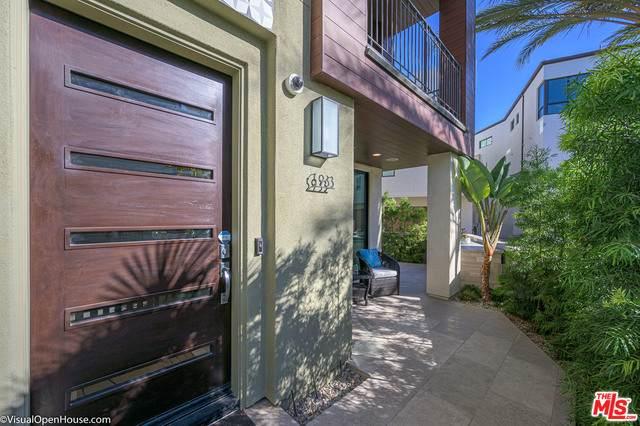 5933 Coral Pl, Playa Vista, CA 90094 (#21-694772) :: TruLine Realty