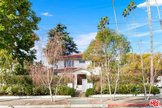 2027 N Canyon Dr, Los Angeles, CA 90068 (#21-695400) :: The Grillo Group