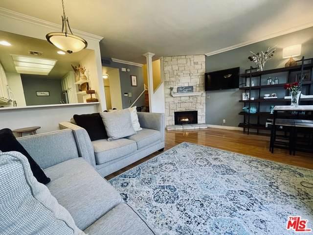 5401 Simpson Ave #8, Valley Village, CA 91607 (#21-695512) :: Berkshire Hathaway HomeServices California Properties