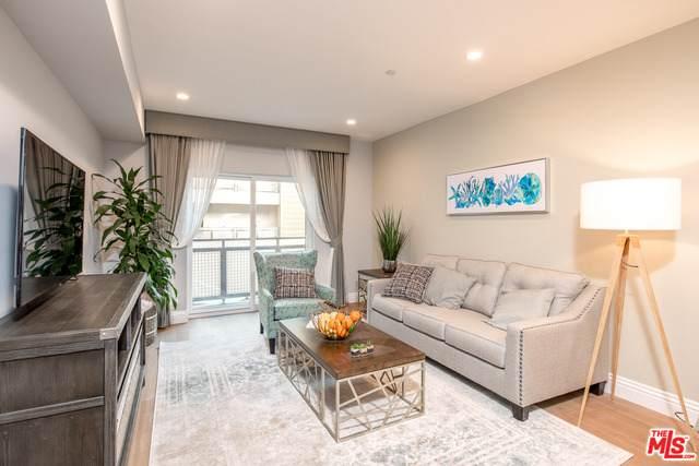 2939 Leeward #311, Los Angeles, CA 90005 (#21-695532) :: Berkshire Hathaway HomeServices California Properties