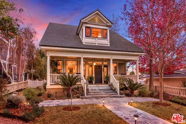 1046 N Garfield Ave, Pasadena, CA 91104 (#21-695698) :: The Grillo Group