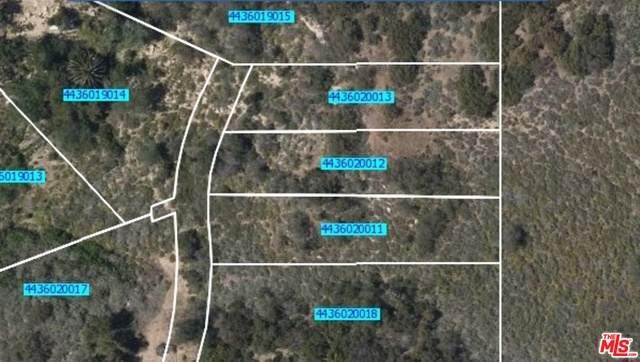0 Vesey Rd, Topanga, CA 90290 (#21-696164) :: Berkshire Hathaway HomeServices California Properties