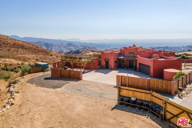 13800 Kagel Canyon Rd, Sylmar, CA 91342 (#21-696270) :: Berkshire Hathaway HomeServices California Properties