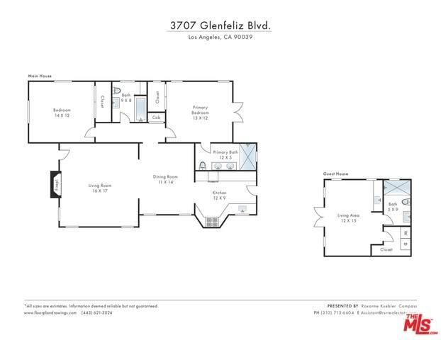 3707 Glenfeliz Blvd - Photo 1