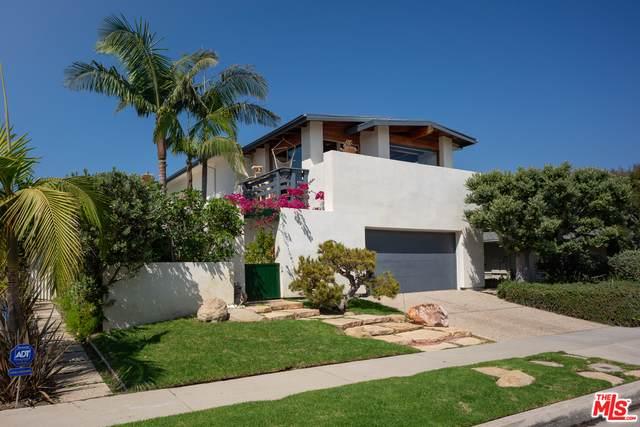 18443 Clifftop Way, Malibu, CA 90265 (#21-696388) :: The Grillo Group