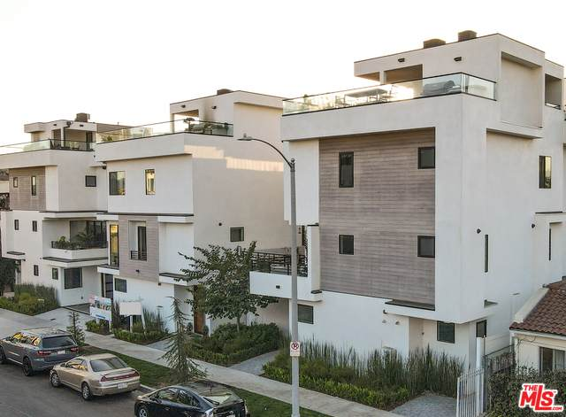 743 N Gramercy Pl, Los Angeles, CA 90038 (#21-696438) :: Berkshire Hathaway HomeServices California Properties