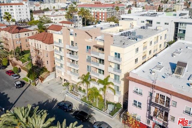 980 S Oxford Ave #303, Los Angeles, CA 90006 (#21-696592) :: Berkshire Hathaway HomeServices California Properties