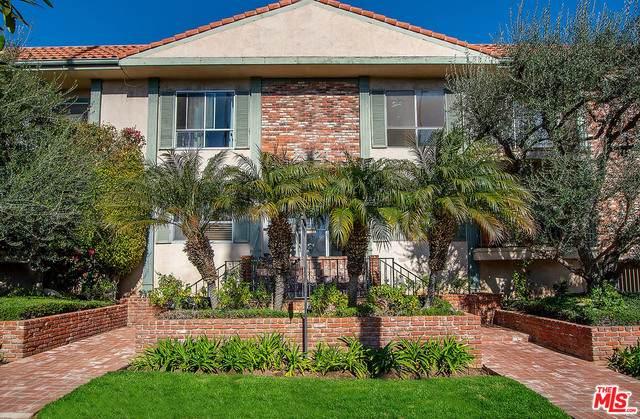 1021 5Th St #201, Santa Monica, CA 90403 (#21-696602) :: Berkshire Hathaway HomeServices California Properties