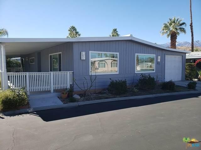 217 La Encina Dr, Palm Springs, CA 92264 (#21-696718) :: Berkshire Hathaway HomeServices California Properties