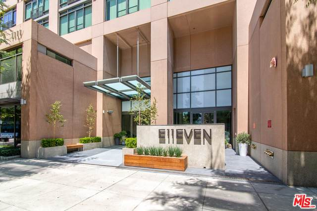 1111 S Grand Ave #1007, Los Angeles, CA 90015 (#21-696840) :: Berkshire Hathaway HomeServices California Properties