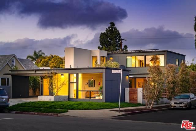 3866 Coolidge Ave, Los Angeles, CA 90066 (#21-696852) :: Berkshire Hathaway HomeServices California Properties
