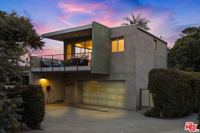 295 Mabery Rd, Santa Monica, CA 90402 (#21-696882) :: Berkshire Hathaway HomeServices California Properties
