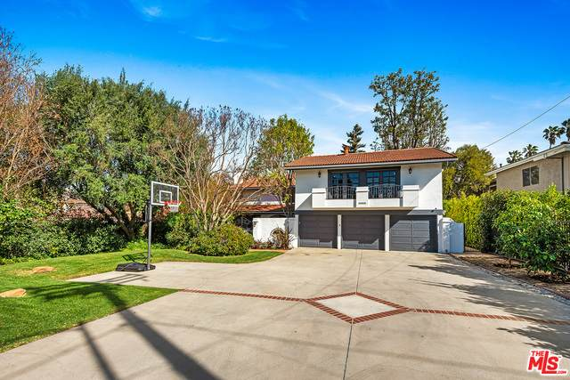 5064 Louise Ave, Encino, CA 91316 (#21-697116) :: Berkshire Hathaway HomeServices California Properties