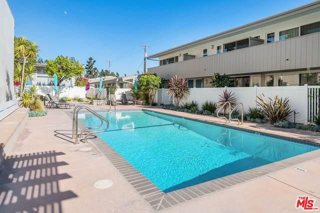 4338 W Kling St #16, Burbank, CA 91505 (#21-697216) :: Berkshire Hathaway HomeServices California Properties