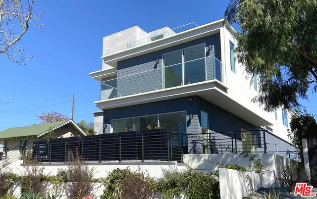 1927 19th B, Santa Monica, CA 90404 (#21-697244) :: Berkshire Hathaway HomeServices California Properties