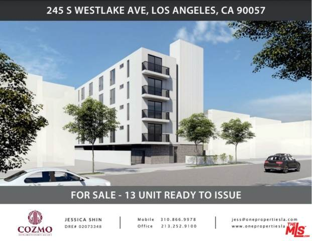 245 S Westlake Ave, Los Angeles, CA 90057 (#21-697278) :: Berkshire Hathaway HomeServices California Properties
