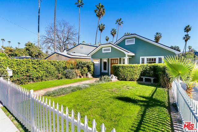 1350 Mccollum St, Los Angeles, CA 90026 (MLS #21-697458) :: The Sandi Phillips Team