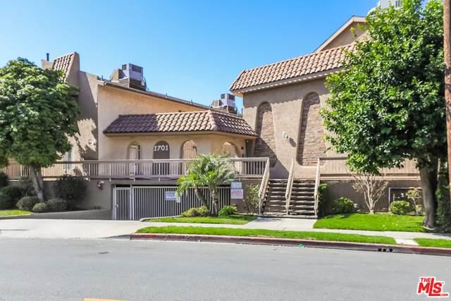 1701 Scott Rd #111, Burbank, CA 91504 (#21-697584) :: Berkshire Hathaway HomeServices California Properties