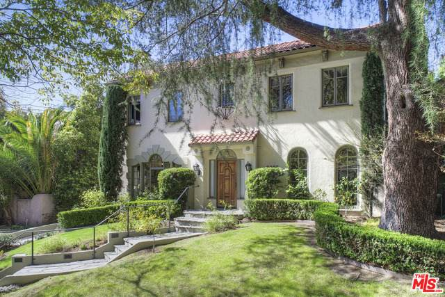 2009 N Serrano Ave, Los Angeles, CA 90027 (#21-697712) :: Berkshire Hathaway HomeServices California Properties