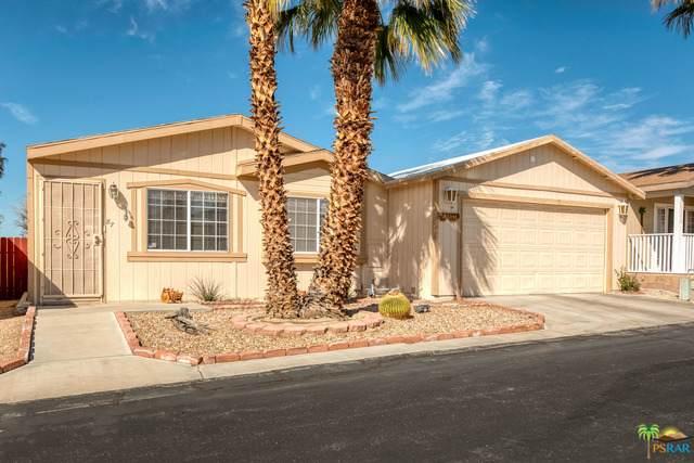 69525 Dillon Rd #87, Desert Hot Springs, CA 92241 (#21-697716) :: The Suarez Team