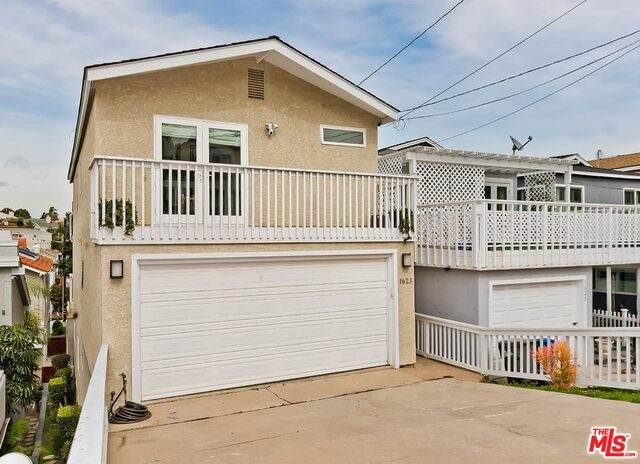 1623 Havemeyer Ln, Redondo Beach, CA 90278 (#21-697756) :: The Grillo Group