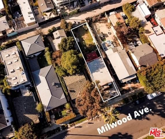919 Milwood Ave, Venice, CA 90291 (MLS #21-697854) :: Hacienda Agency Inc