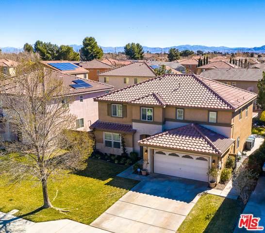 2066 W Avenue K5, Lancaster, CA 93536 (MLS #21-697996) :: Hacienda Agency Inc