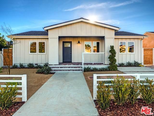 4739 Sawtelle Blvd, Culver City, CA 90230 (MLS #21-698070) :: The Jelmberg Team