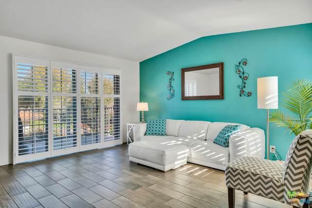 2001 E Camino Parocela N104, Palm Springs, CA 92264 (#21-698168) :: Berkshire Hathaway HomeServices California Properties