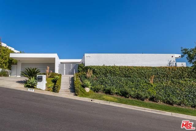 1476 Carla Rdg, Beverly Hills, CA 90210 (#21-698240) :: Berkshire Hathaway HomeServices California Properties
