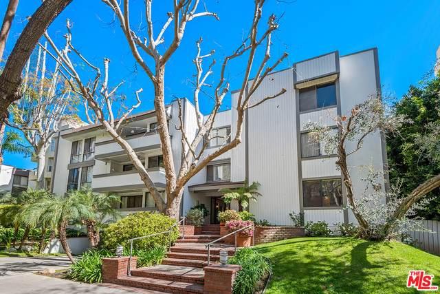 406 N Oakhurst Dr #304, Beverly Hills, CA 90210 (#21-698310) :: The Grillo Group