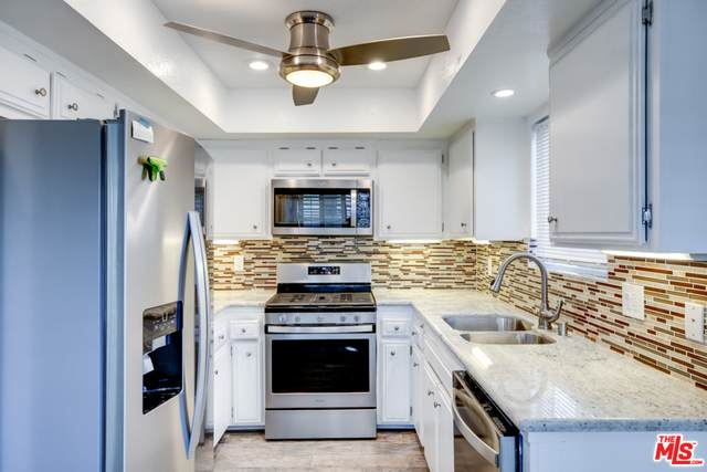 8957 Krueger St 4A, Culver City, CA 90232 (#21-698334) :: The Grillo Group