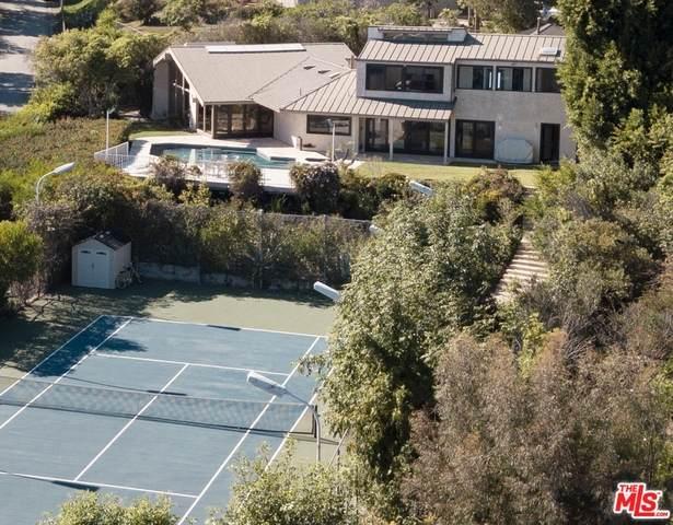 20815 Big Rock Dr, Malibu, CA 90265 (MLS #21-698414) :: Hacienda Agency Inc