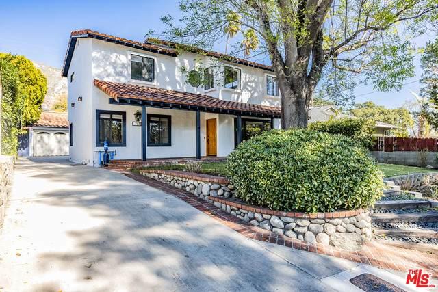 3313 Stevens St, La Crescenta, CA 91214 (#21-698592) :: The Grillo Group