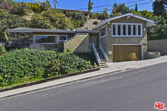 3800 Weslin Ave, Sherman Oaks, CA 91423 (#21-698784) :: Randy Plaice and Associates