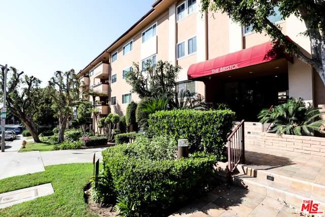 1121 N Olive Dr #105, West Hollywood, CA 90069 (MLS #21-698826) :: Hacienda Agency Inc