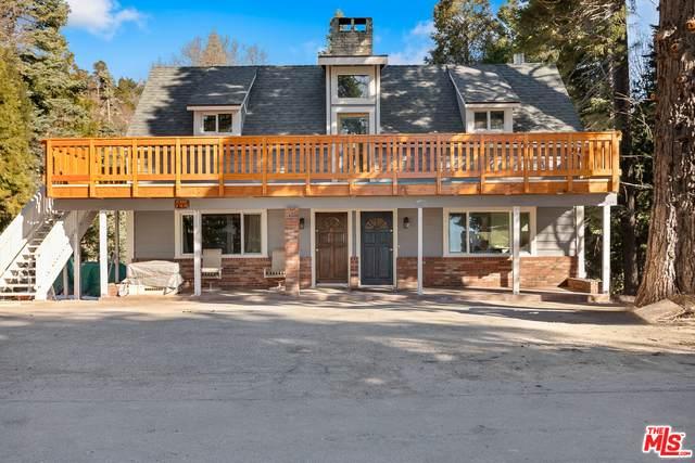 26572 Blackfoot Trl, Rimforest, CA 92378 (#21-698906) :: The Grillo Group