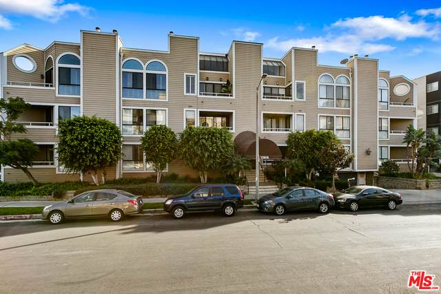 11808 Dorothy St #201, Los Angeles, CA 90049 (MLS #21-698944) :: The Sandi Phillips Team