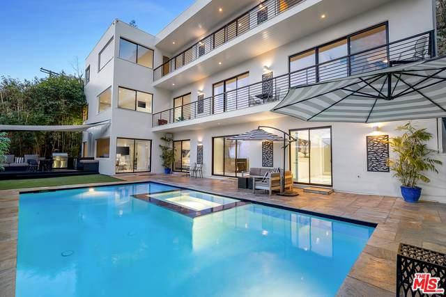 8412 Carlton Way, Los Angeles, CA 90069 (MLS #21-698994) :: Hacienda Agency Inc