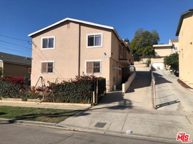 1333 Bates Ave, Los Angeles, CA 90027 (#21-699018) :: Berkshire Hathaway HomeServices California Properties