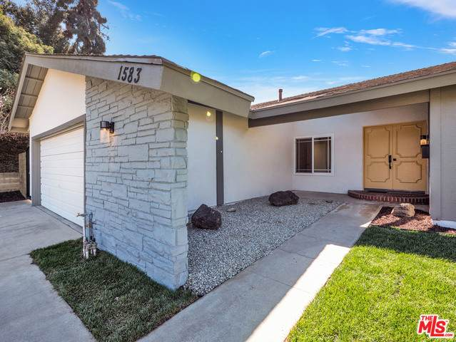 1583 Belgreen Dr, Whittier, CA 90601 (#21-699094) :: The Grillo Group