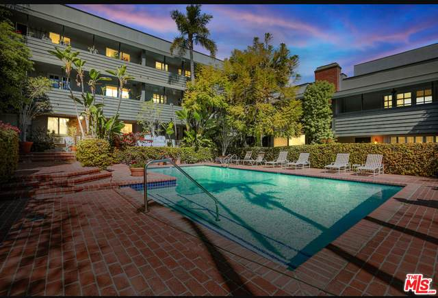 11767 W Sunset Blvd #108, Los Angeles, CA 90049 (MLS #21-699166) :: The Sandi Phillips Team