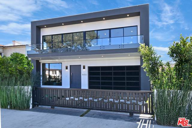 8450 W 4Th St, Los Angeles, CA 90048 (MLS #21-699250) :: Mark Wise | Bennion Deville Homes