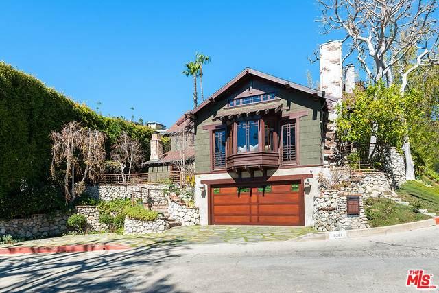 9201 Flicker Way, Los Angeles, CA 90069 (MLS #21-699254) :: Hacienda Agency Inc