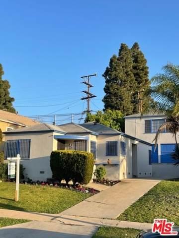 610 E Fairview Blvd, Inglewood, CA 90302 (#21-699276) :: Randy Plaice and Associates
